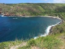 Изумительный взгляд на точка зрения на скале Стоковые Фотографии RF