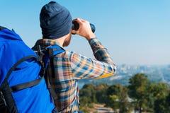 изумительный взгляд Стоковые Изображения RF