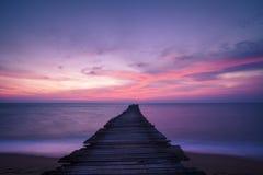 Изумительный восход солнца Стоковые Фотографии RF