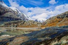 Изумительный высокогорный ландшафт стоковые изображения