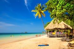 изумительный пляж тропический Стоковые Фото