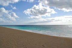 изумительный пляж Стоковая Фотография RF