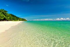 изумительный рай Таиланд шлюпки Стоковая Фотография RF