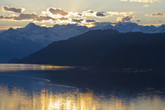изумлять Аляски Стоковые Фотографии RF