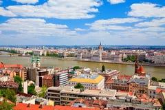 Изумляя Будапешт Стоковое Фото