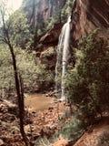 Изумрудные бассейны стоковое фото