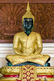 Изумрудное изображение Будды Стоковое фото RF