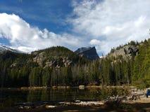 Изумрудное озеро 1 стоковое фото