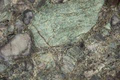 Изумрудно-зеленый гранит Стоковое фото RF