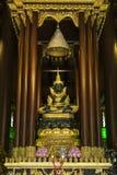 Изумрудный Будда Стоковая Фотография RF
