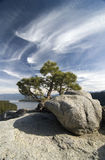 Изумрудный залив Стоковое Изображение RF
