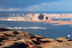 Изумляя ландшафт Аризоны Стоковое Изображение RF