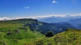 Изумляя Кавказ Стоковое Фото