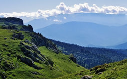 Изумляя Кавказ Стоковые Фото
