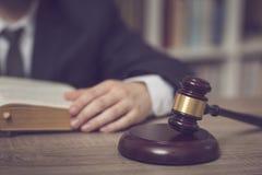 Изучать закон стоковое фото rf