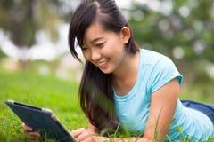 Изучать outdoors Стоковая Фотография RF