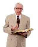 изучение библии Стоковые Изображения RF