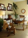 изучение домашнего офиса Стоковое Изображение RF
