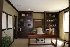 изучение домашнего офиса Стоковые Изображения