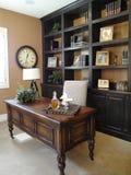 изучение домашнего офиса стоковые изображения rf