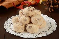 Изысканные печенья праздника Стоковое фото RF