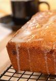 изюминка вишни хлеба Стоковая Фотография