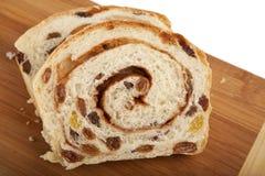 изюминка циннамона хлеба домодельная Стоковые Изображения RF