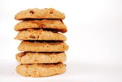 изюминка oatmeal печений Стоковое фото RF