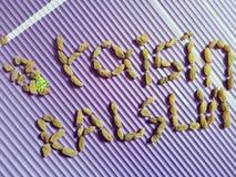 Изюминки десерта закуски стоковое фото rf