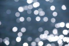 Из воды фокуса сверкная Стоковая Фотография