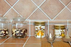 изделия вещества кухни Стоковые Изображения RF