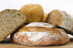 Изделия хлебопека Стоковое Фото