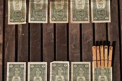0,1 из моих денег, который дали как tithe Стоковое Изображение RF