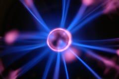 Излучать светлую абстрактную предпосылку Стоковые Изображения RF