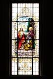 Иисус и центурион Лорд, я не достоин для того чтобы иметь вас прийти под мою крышу стоковое изображение rf
