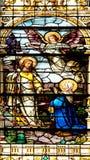 Иисус появляется к его матери стоковое фото rf
