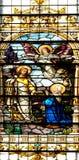 Иисус появляется к его матери стоковые изображения rf