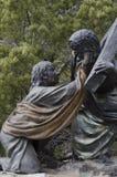 Иисус умер для нас Стоковая Фотография RF
