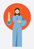 Иисус Христос стоковая фотография rf
