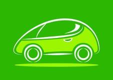 Икона автомобиля Стоковые Изображения RF