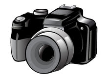 икона камеры Стоковая Фотография