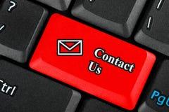икона контакта кнопки мы стоковая фотография