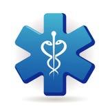 икона медицинская Стоковая Фотография RF
