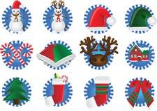 икона рождества Стоковые Фото