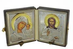 икона семьи Стоковые Изображения