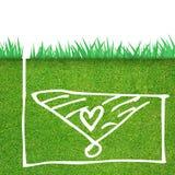 Икона сердца Стоковое Фото