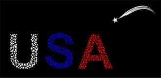 икона США Стоковая Фотография RF