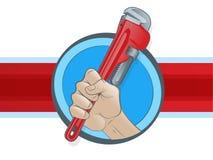 Икона трубопровода Стоковая Фотография