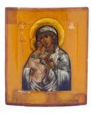 икона церков правоверная Стоковое Фото