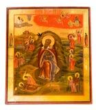 икона церков правоверная Стоковое Изображение RF